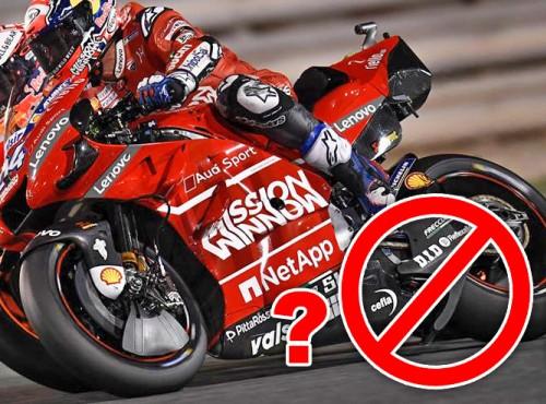 Szefowie Aprilii wyjaśniają, dlaczego złożyli protest przeciwko Ducati