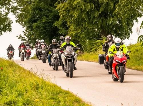 Zloty i imprezy motocyklowe w kwietniu 2019