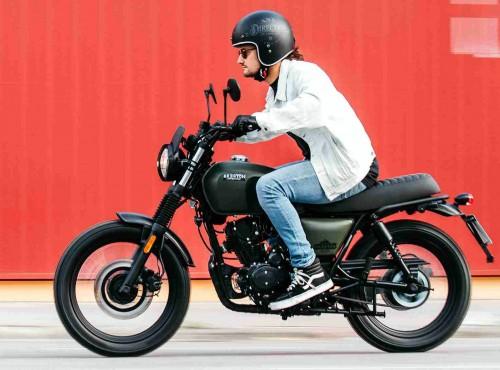 Brixton BX - nowoczesne motocykle klasy 125 w klasycznym wydaniu (opis, opinia, cena)