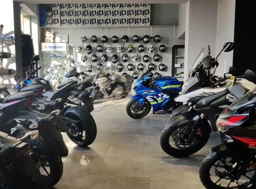 Centrum testowe Suzuki rusza pełną parą!