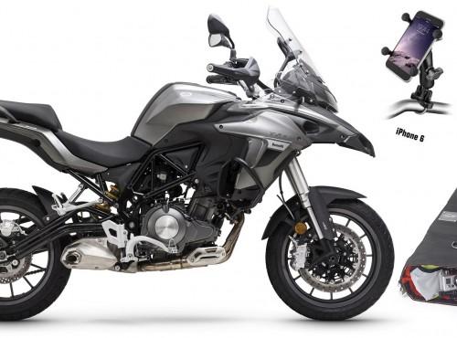 Majówka z Benelli - atrakcyjne ceny motocykli i akcesoria gratis!