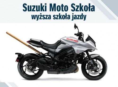 Suzuki ogłasza kolejną, 13. edycję Suzuki Moto Szkoły