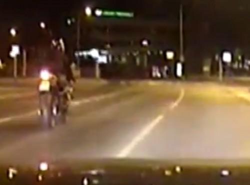 150 km/h Legnicką po Wrocławiu przed kamerą policji