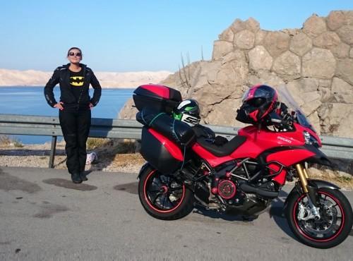 Honeymoon Moto Trip, czyli zakochani na Bałkanach