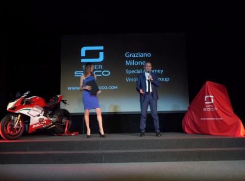 Jest pierwszy elektryczny jednoślad z logo Ducati! Już wkrótce na MotoGP