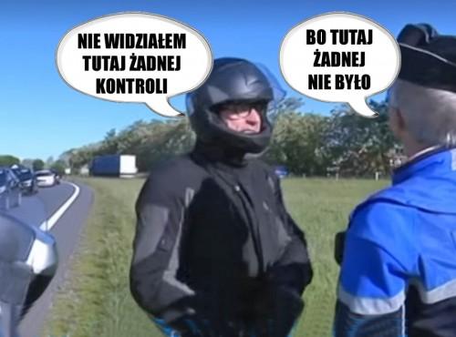 Policyjne drony do kontroli motocyklistów na razie we Francji! Zacznij się bać!