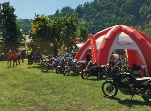 Honda Adventure Day już w ten weekend!