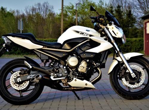 Yamaha XJ6N ze smacznymi dodatkami [GALERIA]