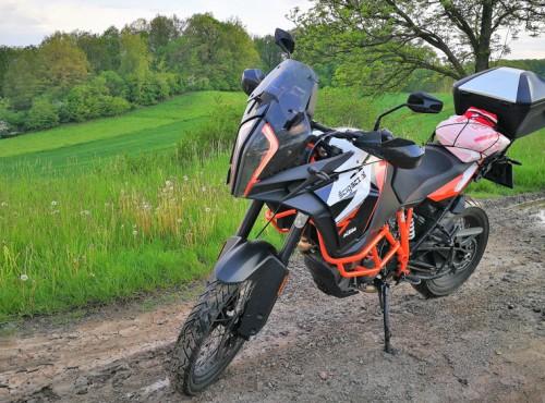 KTM 1290 Super Adventure R - oczekiwania vs rzeczywistość [TEST]