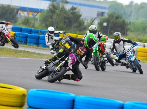 Zwycięstwo w klasie Pit Ladies i osobista relacja z rundy PP Pitbike Supermoto w Toruniu