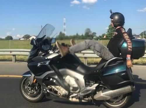 Znany rosyjski bloger motocyklowy zginął w wypadku