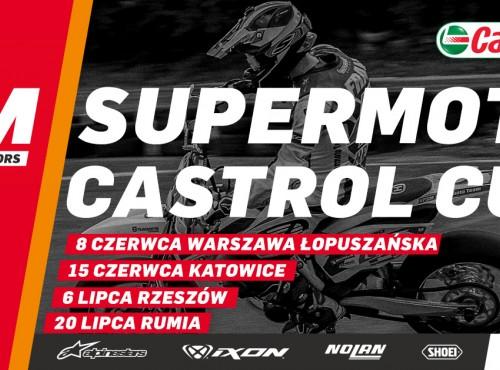 I'M Ready Supermoto Castrol Cup - wystartuj w Mistrzostwach Polski i poczuj emocje prawdziwej rywalizacji!
