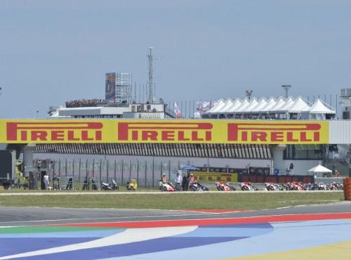 Nowe rozwiązania Pirelli na rundę WSBK w Misano