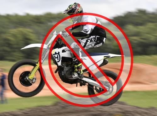Szczecin: spór motocyklistów z mieszkańcami o tor motocrossowy