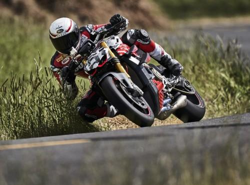 Już jest! Ducati Streetfighter V4 na trasie Pikes Peak [FILM]
