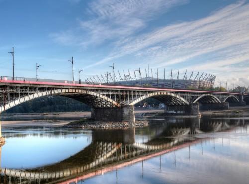 Most Poniatowskiego pod szczególnym nadzorem. Prezydent mówi: dość!