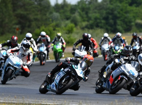 Rabin Racing - walka o podium trwa