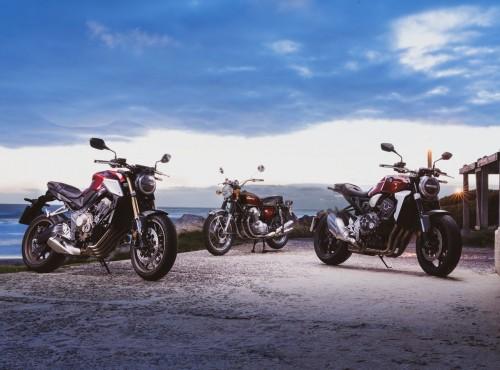 Rzędowe czwórki Hondy - silniki, które napisały historię sukcesu [GALERIA]