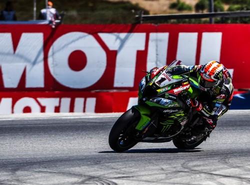 Kawasaki - Ducati z wynikiem 2:1 na Laguna Seca