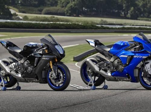 Skuteczna ewolucja - Yamaha YZF-R1 i YZF-R1M z roku modelowego 2020