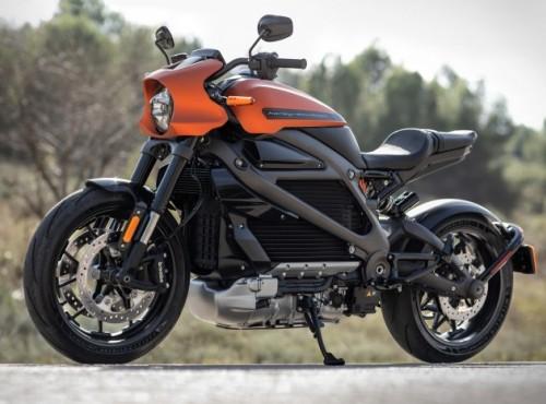 Znamy pełną specyfikację Harleya Livewire!