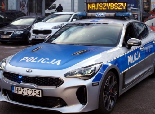 Specgrupy SPEED będą walczyć z drogowym piractwem w całej Polsce