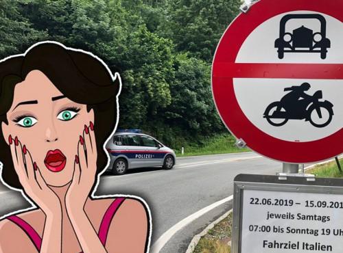Wybierasz się do Włoch? W weekendy nie zjedziesz z autostrady!