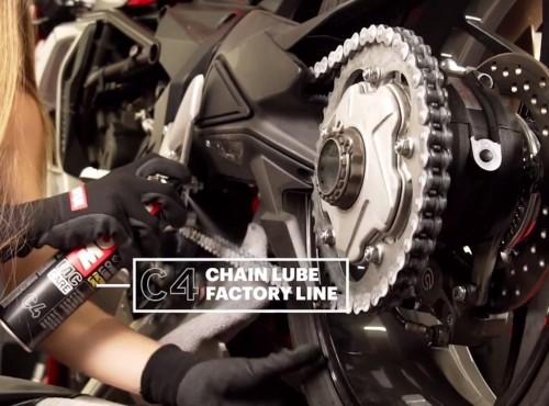 Dla motocykla i motocyklisty - preparaty Motul na każdą okazję