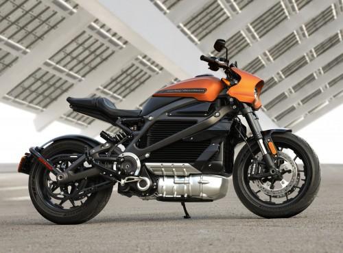 Harley-Davidson Livewire - 2 lata darmowego ładowania na start