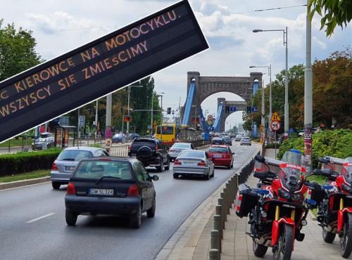 Bezpieczniej w mieście. Kolejny sukces Wrocławskiego Stowarzyszenia Motocyklistów
