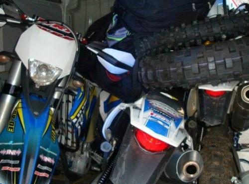Polscy złodzieje motocykli na gościnnych występach w Szwajcarii
