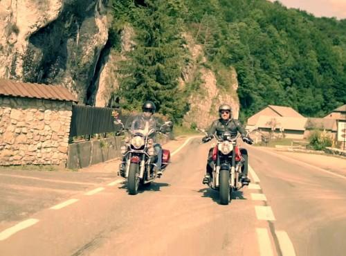 Italian Tur, czyli Moto Guzzi California i Eldorado na Jurze [TEST VIDEO]