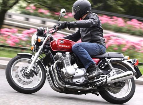 Nowa Honda CB1100 i ciekawy system chłodzenia