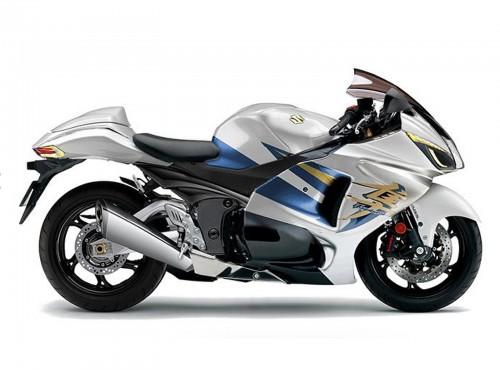 Dwie wersje Suzuki Hayabusy? Dokumenty patentowe ujawniają pewien szczegół