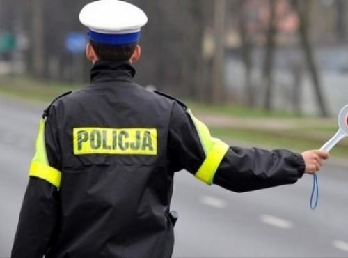 """Policyjna akcja """"Motocykl"""