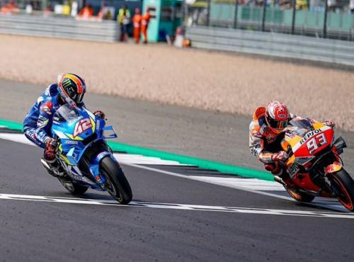 SZOK! Alex Rins na Suzuki wygrywa o 0,013 sekundy w Grand Prix Wielkiej Brytanii