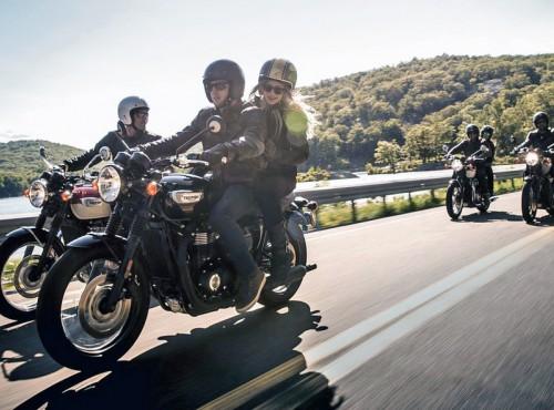 Ruszaj w drogę z Triumphem! Już w ten weekend Moto Wycieczka w warszawskim salonie