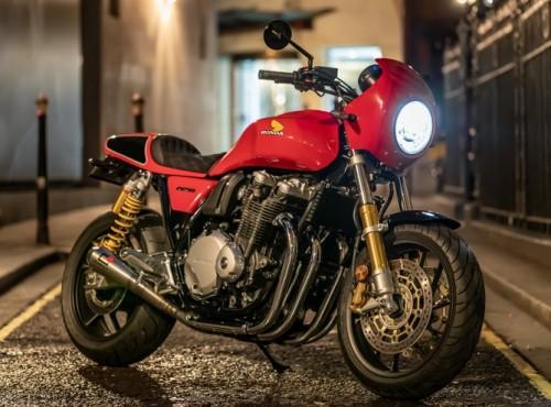 Honda CB 1100 RS 5Four. Urodzinowy prezent dla legendarnej CB 750