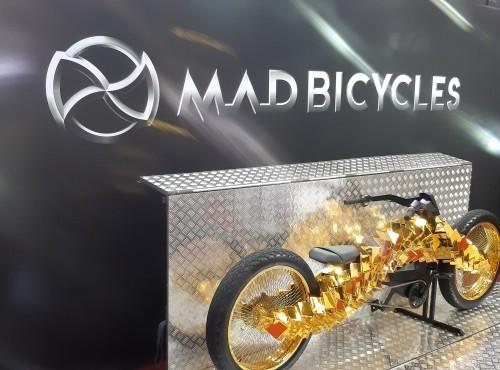 Kielce Bike Expo. Motocyklowy świat coraz szerzej uśmiecha się do rowerzystów
