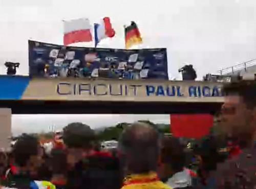 Wójcik Racing team na drugiej pozycji w wyścigu Bol d'Or!