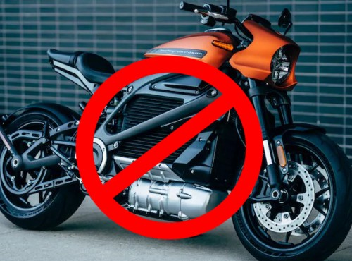 Harley-Davidson wstrzymuje produkcję modelu LiveWire