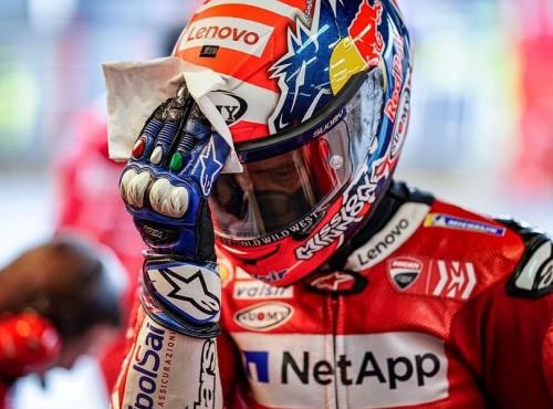 Andrea Dovizioso rozważa przejście do KTM lub zakończenie kariery
