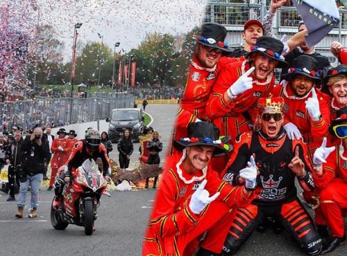 Scott Redding został mistrzem British Superbike