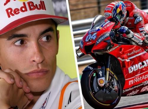 Czy Marquez mógłby jeździć na Ducati?