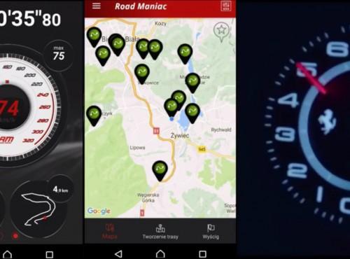 Road Maniac - niewinna zabawa czy groźna aplikacja?