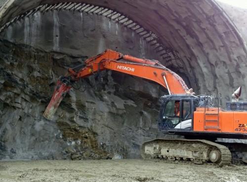 Dziś przebicie najdłuższego tunelu drogowego w Polsce