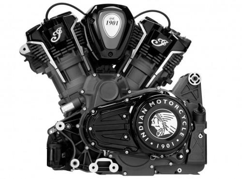 Poznajcie najmocniejszy amerykański silnik V-twin