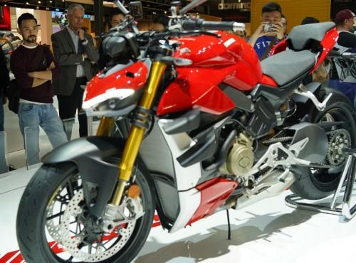Ducati Streetfighter V4 z prestiżową nagrodą na EICMA 2019