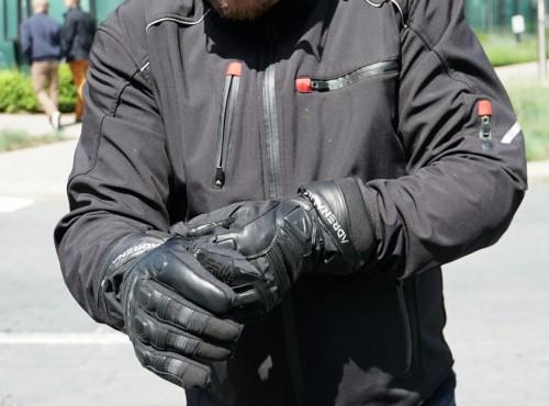 Rękawice turystyczne Adrenaline Crux [opis, opinia, cena]