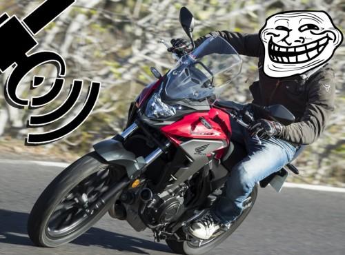 Honda pomoże walczyć ze złodziejami motocykli